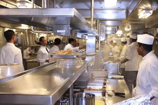 Comer a bordo navegar aprendiendo a cocinar viajar Areas de la cocina y sus funciones