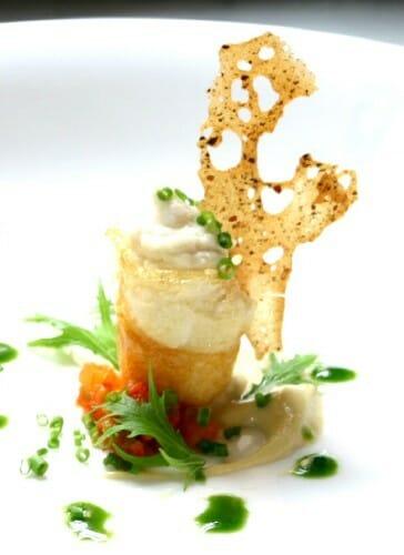 Receta de patatas rellenas de bacalao con caldo de - Patatas en caldo con bacalao ...