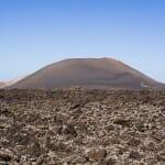 Lanzarote es una isla de origen volcánico