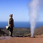 Las demostraciones de agua y fuego continúan asombrando cada día a turistas de todo el mundo