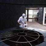 El restaurante El Diablo utiliza el calor natural de los volcanes en su parrilla