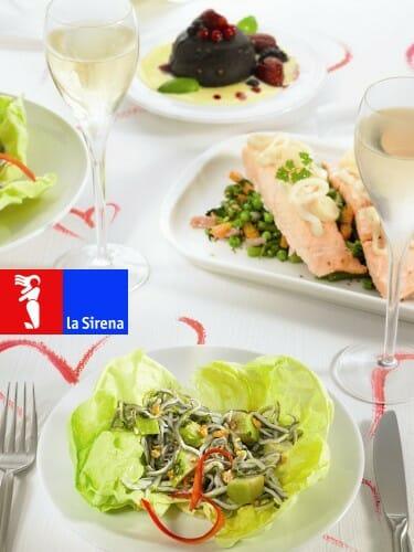 Un menú para San Valentín no tiene porqué ser caro ni dificil de preparar...
