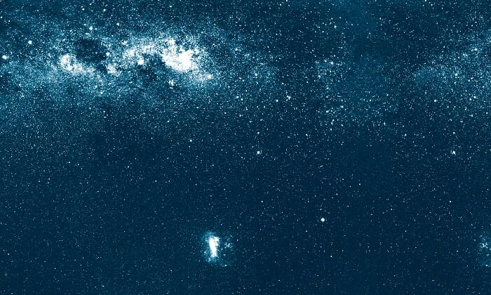 Desde Atacama podemos observar uno de los cielos más limpios e impresionantes del mundo