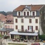 Hotel Bellevue es una de las opciones de alojamiento que ofrece Gex