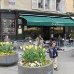 Ginebra dispone de multitud de agradables terrazas con éxito de público