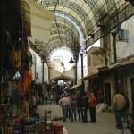 Calle de los Cónsules en Rabat