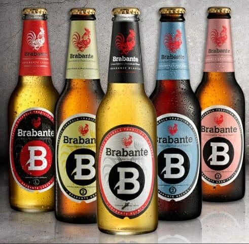 Brabante dispone de cinco variedades Premium elaboradas siguiendo un sistema tradicional belga
