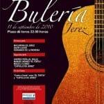 Cartel de la Fiesta de la Bulería 2010
