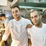 Stefano de Venuto toma la batuta de las noches italianas de los jueves junto al chef principal de Loft 39, Daniel Méndez