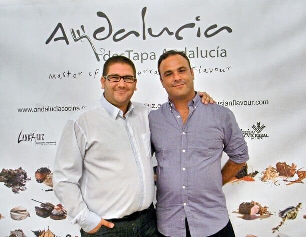 Dani García y Ángel León