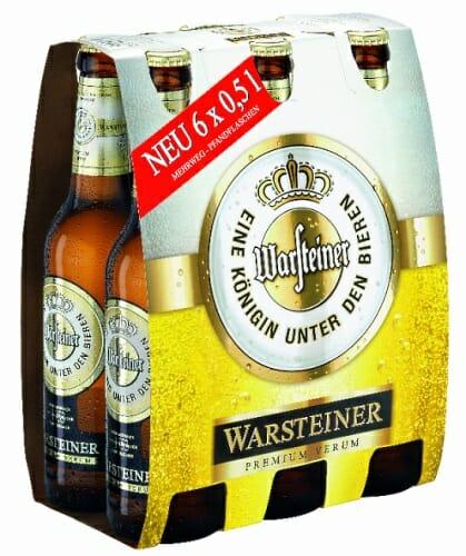 El Grupo Mahou-San Miguel y la cervecera alemana Warsteiner Brewery han alcanzado un acuerdo para la comercialización de las cervezas Warsteiner en España, Portugal y Andorra