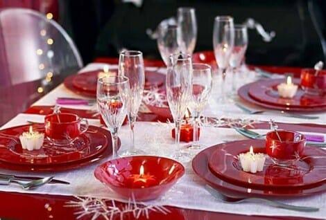 La navidad se vive en torno a una buena mesa