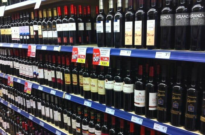 Los 18 mejores vinos tintos por menos de 5 euros que