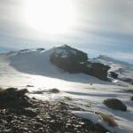 Sol y nieve en Sierra Nevada