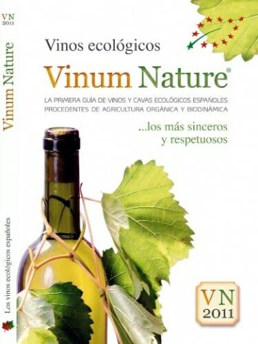 Vinum Nature, la guía del vino y el cava ecológico