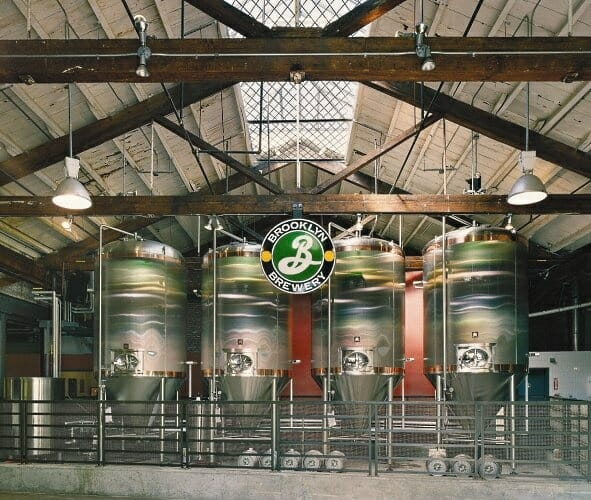 Instalaciones de Brooklyn Brewery