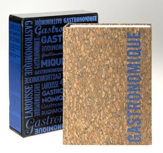 Caja del Larousse Gastronomique