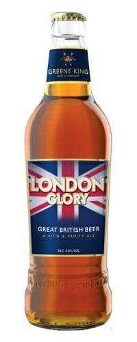 Botella de London Glory