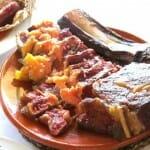 Carne del restaurante de la Virreina