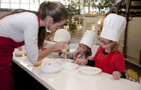 Food wine gastronom a para toda la familia comer for Cocinar para 20 personas