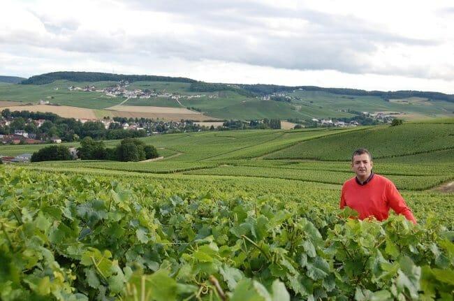 Melendo, en La Champagne