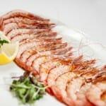 Los mariscos a la plancha son unas de las especialidades del restaurante