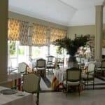 Detalle de la sala del restaurante Tierra (Imagen: Álvaro Fernández Prieto)