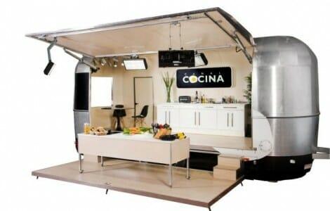 La caravana de canal cocina llega a burgos para iniciar la for Programacion canal cocina hoy