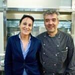 Mercedes Ávila y Miguel Ángel Muñano