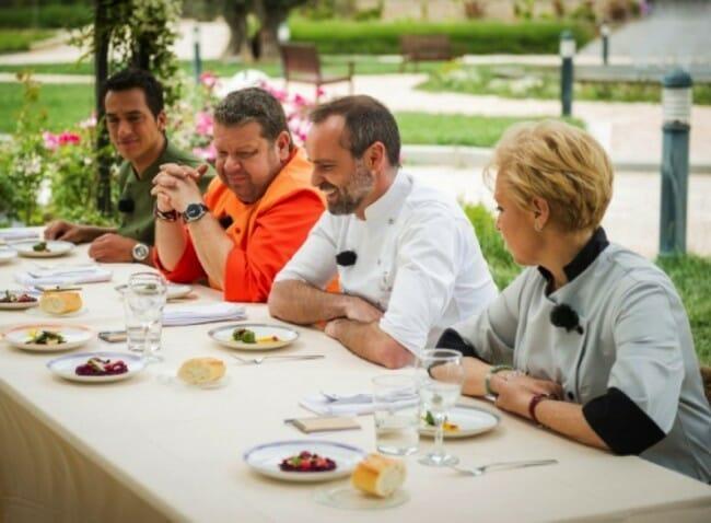 Rodrigo de la Calle visita Top Chef esta semana