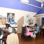 Decoración del Restaurante Amy Ruths