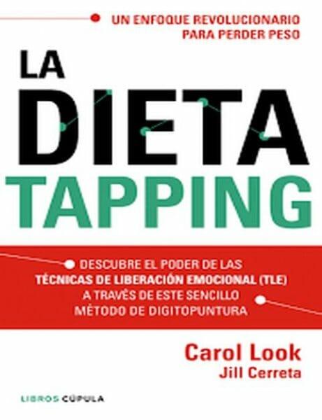 Portada libro La dieta Tapping