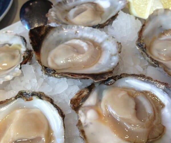 Receta de ostras al natural recetas de cocina for Cocinar ostras