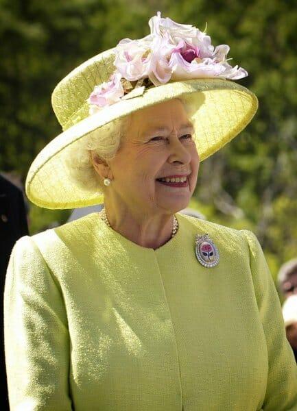 La Reina cumple 90 años