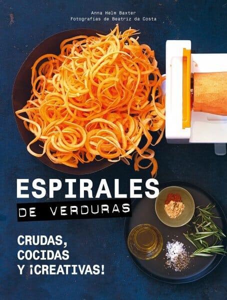 Espirales de verduras