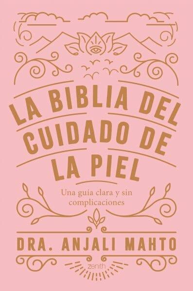 Portada libro La biblia del cuidado de la piel