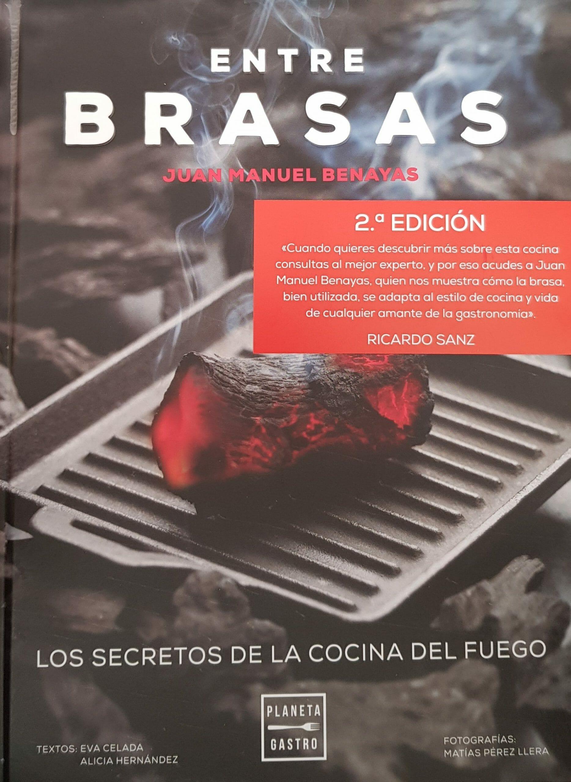 Entre Brasas (2ª edición)
