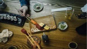 sushi portada